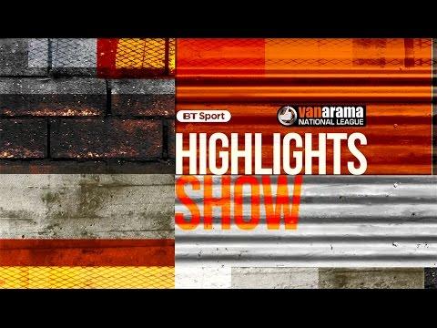 National League Highlights: Match Day Six | BT Sport