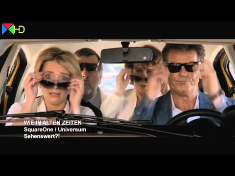 Wie in alten Zeiten Pierce Brosnan, Emma Thompson | Trailer Kritik Deutsch | sehenswert?! [HD]