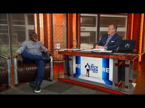 Free Agent RB Reggie Bush Joins The RE Show in Studio - 5/16/16