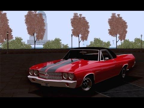 Chevrolet EL Camino SS 70