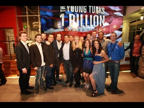 TYT Billion Views Party - Behind The Scenes In Photos