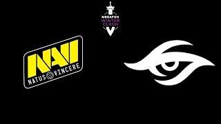 Navi vs Secret MegaFon Winter Clash Highlights Dota 2