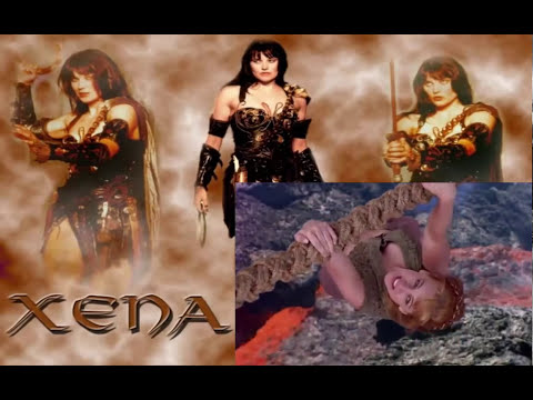Xena and Callisto vs Velasca