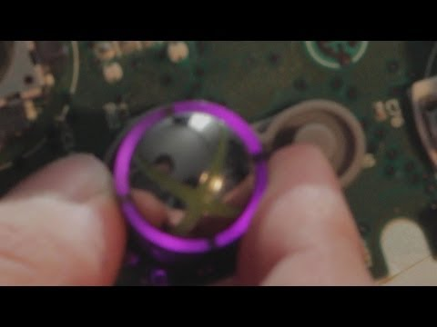 Xbox 360 Controller LED Mod Tutorial