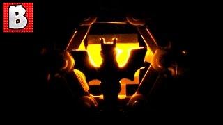 LEGO Bat Signal LIGHTS UP!!! Batman Custom MOC