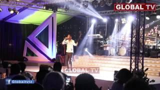 Ben Paul Kwenye Usiku wa Love, Melodies & Lights Event, Leaders Club