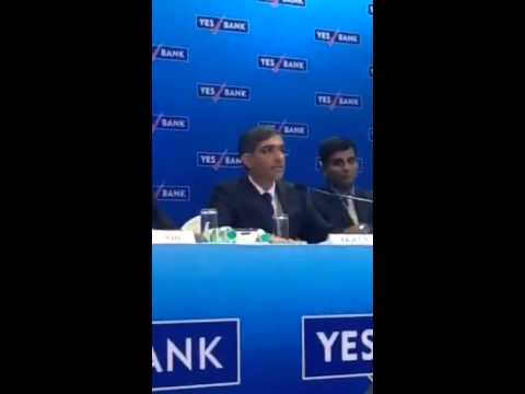 YES BANK Annual Results