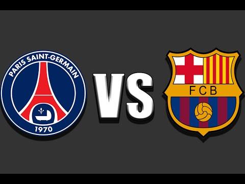 PSG vs FC Barcelona ● 2015 ● Promo ● Champions League Quarter Finals 15/04/15