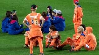 [fancam] 130903 EXO Sehun cute moments CUT part 4 @MBC idol star championship