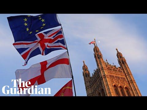 Parliament debates Brexit - watch live