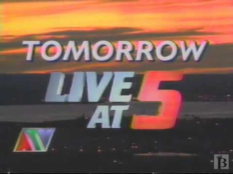 ATV Evening News Bumper - Steve Murphy 1993 (Halifax, NS)