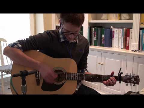 Luke Bryan - Roller Coaster (Guitar Cover)