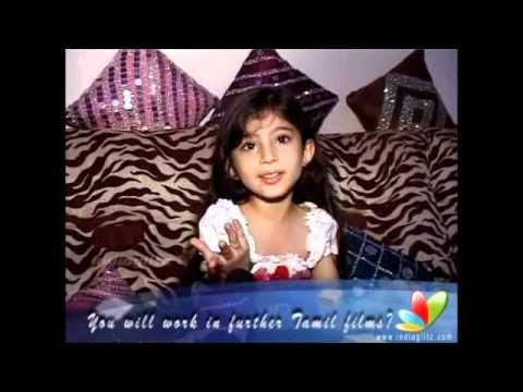 Special Interview By Baby Sarah ( Nila ) - DEIVA THIRUMAGAL