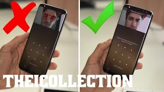 Contourner la sécurité faciale du Galaxy S8 !
