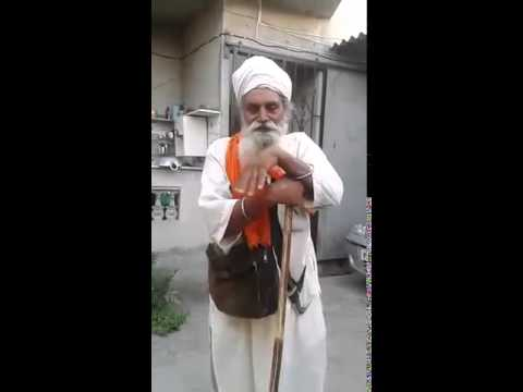 Badal Di Insult By Desi Baba video