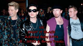 U2 - Paint It Black
