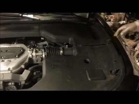 Acura TL 09 Engine Air Filter