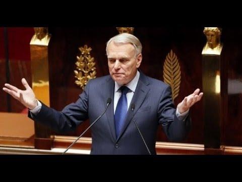 Déclaration du Gouvernement : Jean Marc Ayrault face aux  Sénateurs