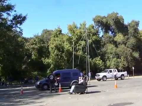 Motorized Recliner Oct 13 2012 CB Shoot Out at the Sacramento Sandbaggers CB Break