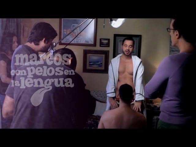 Enamorarse de una estrella del porno gay: Martín Mazza MARCOS 02x02