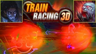 Wood Division Adventures #171 - Train Racing