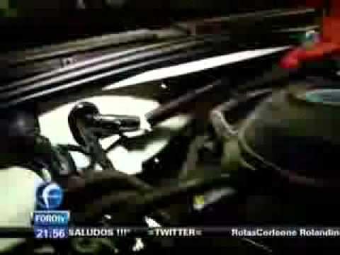 Reportaje sobre las nuevas patrullas de la Policía Federal