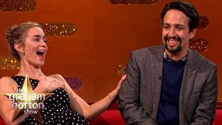 Lin-Manuel Miranda's Old Camp Letters Are HILARIOUS | The Graham Norton Show
