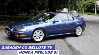 Honda Prelude Si é ícone nipônico