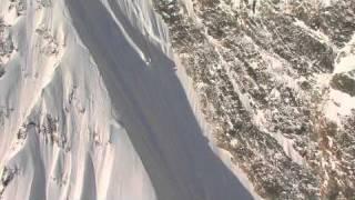 Dean Cummings Valdez Alaska Meteorite Mountain 2011