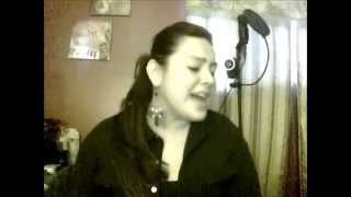 Paloma Negra- Jenni Rivera cover Kimberly