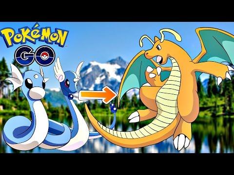 Pokemon Go / Покемон Го ► Эволюция самого СИЛЬНОГО покемона Dratini ◓ Dragonair ◓ DRAGONITE ► #42