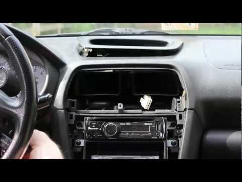 Repair The Clock In A 2005 Toyota Corolla How To Make
