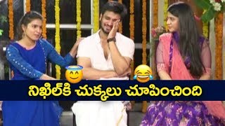 Kirrak Party Movie Team Ugadi Special Interview | Nikhil | Samyuktha Hegde | Nikhil Interview