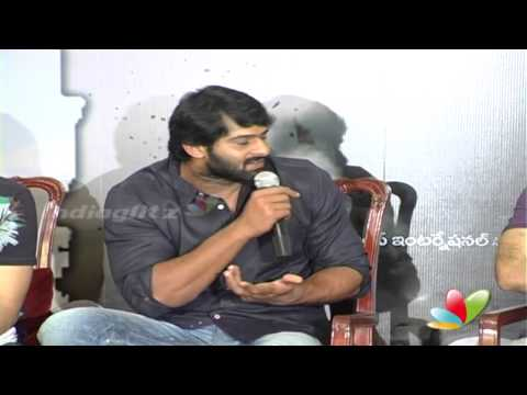 Hero Prabhas Speech at Viswaroopam Success Meet
