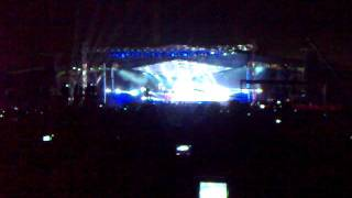 A.R.Rahman Massive Intro in Bangalore LIVE Concert May 2011