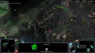 StarCraft 2: Wings of Liberty: Bonus part 1 - Haven's Fall
