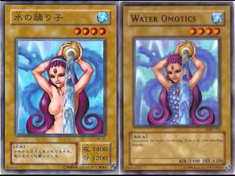 YU GI OH LOS SECRETOS- CARTAS CENSURADAS