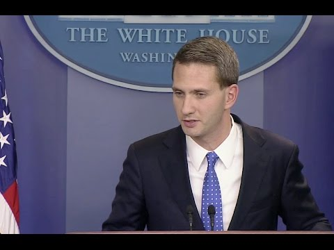 10/23/15: White House Press Briefing