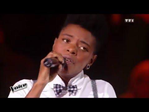 Tamara vs Nick Mallen Thinking out Loud   ED SHEERAN  The Voice 5 France HD streaming vf