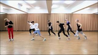 GOT7 - LAUGH LAUGH LAUGH [Dance Practice Front Version]
