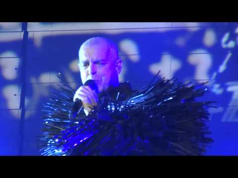 Pet Shop Boys en Chile - Opportunities (Let&#039;s Make Lots of Money) (13/05/2013 Movistar Arena) HD