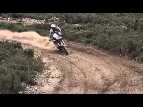 KTM 450 RALLY - Way to Dakar 2011