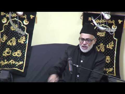 12th Safar 1435 Maulana Zaheerabbas