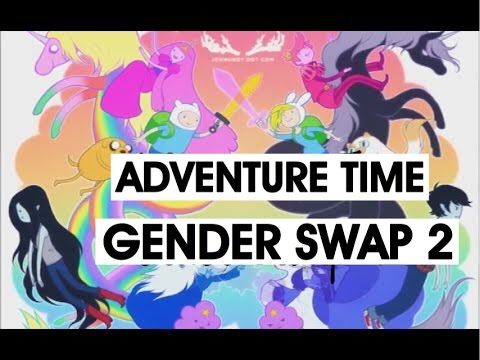 Adventure Time Gender Swap 2