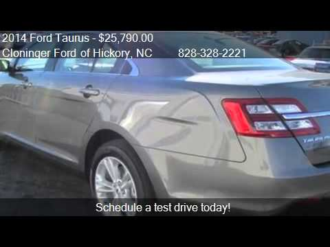 2014 Ford Taurus SEL - for sale in Hickory, NC 28602