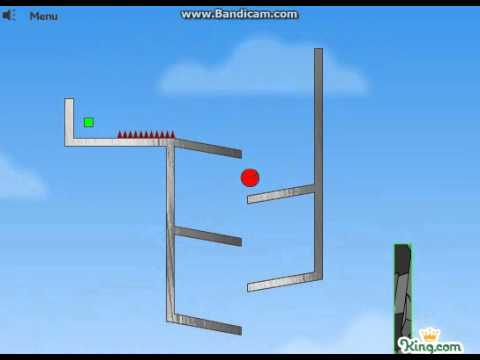 red ball 17 levels