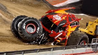 Monster Jam CRAZIEST CRASHES 2019