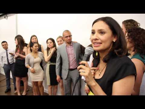 Maria Teresa Kumar Video 1