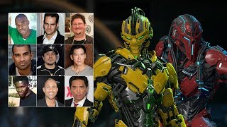 Comparing The Voices - Cyrax & Sektor