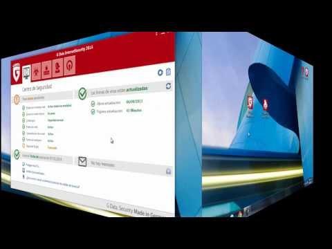 Descargar e Instalar G Data Internet Security 2014 Full Y En Español